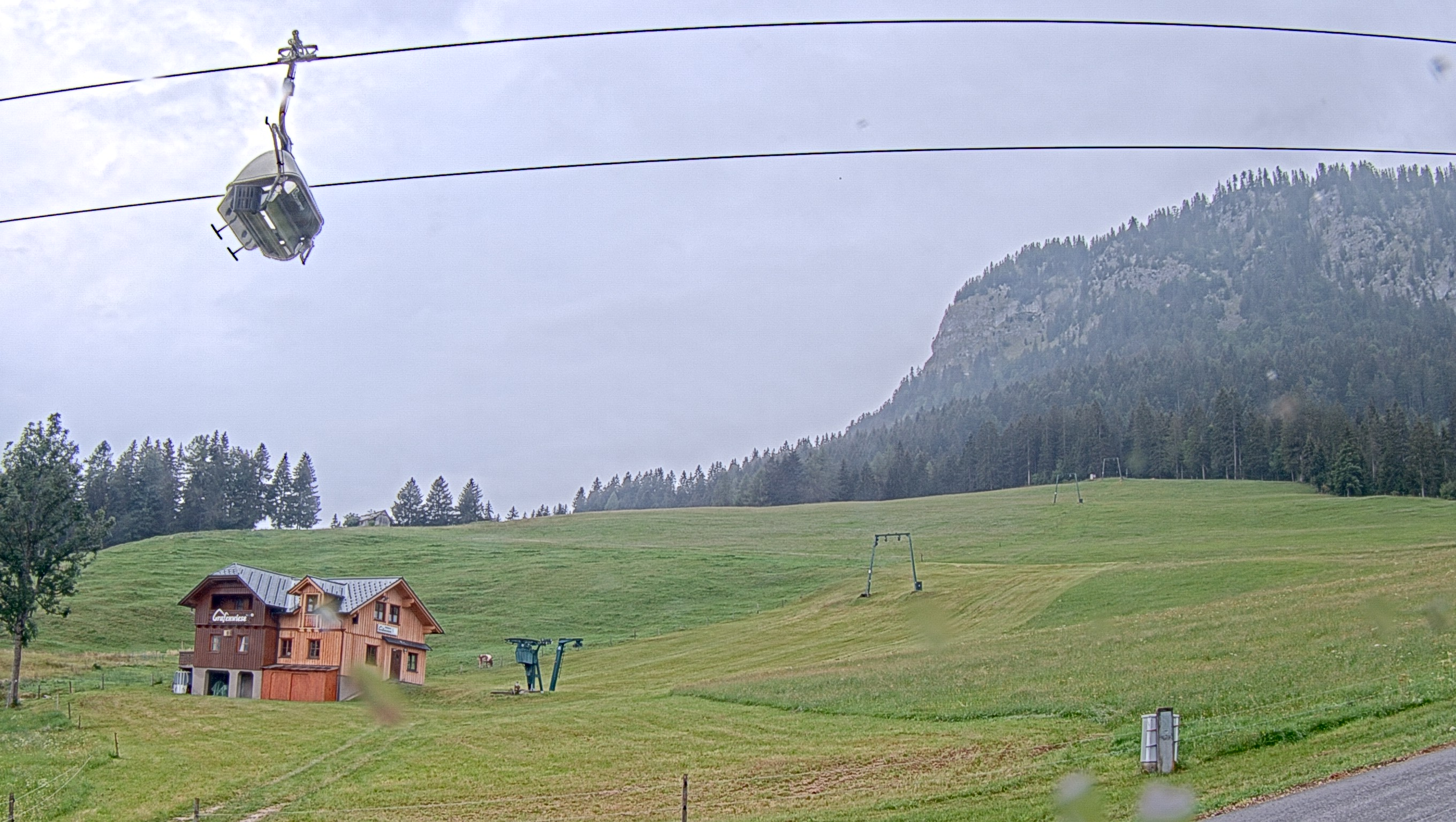 Webcam Grafenwiesenlift 1.068 m